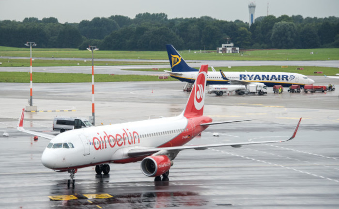 Airberlin and Ryanair