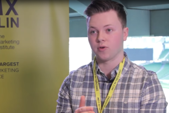 This Irish Teen Quit School At 17 To Launch A Talent Agency For
