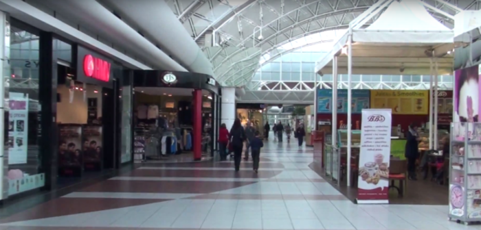 blanch shopping centre 3 youtube