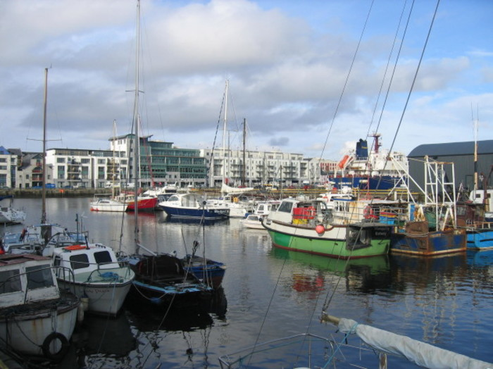 galway harbour wikimedia