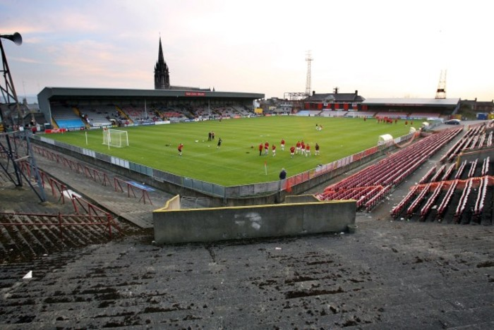 General view of Dalymount Park