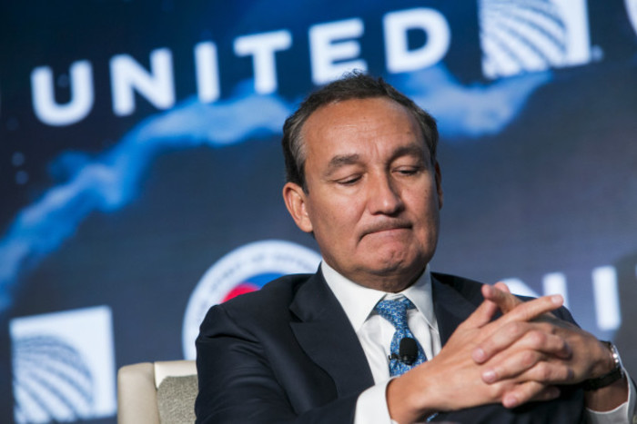 DC: Airline Industry CEO's Speak At Chamber Of Commerce