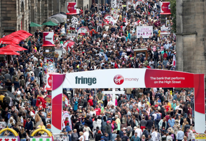 More funding for Edinburgh Festivals