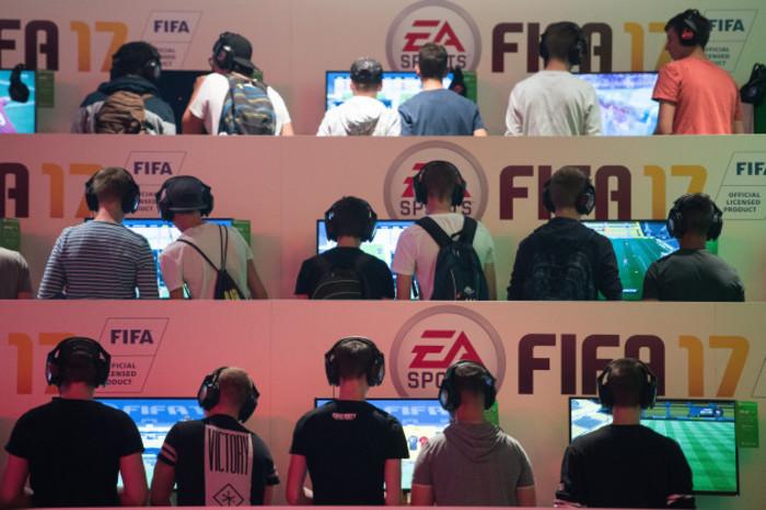 Gamescom gaming convention