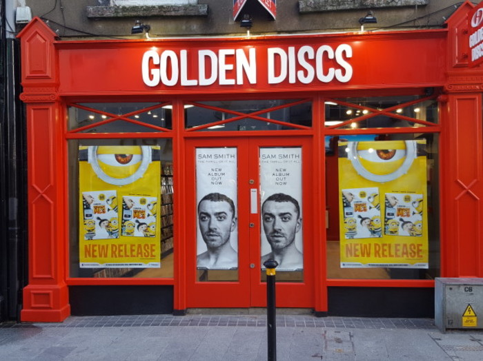 Golden Discs Wexford (1)