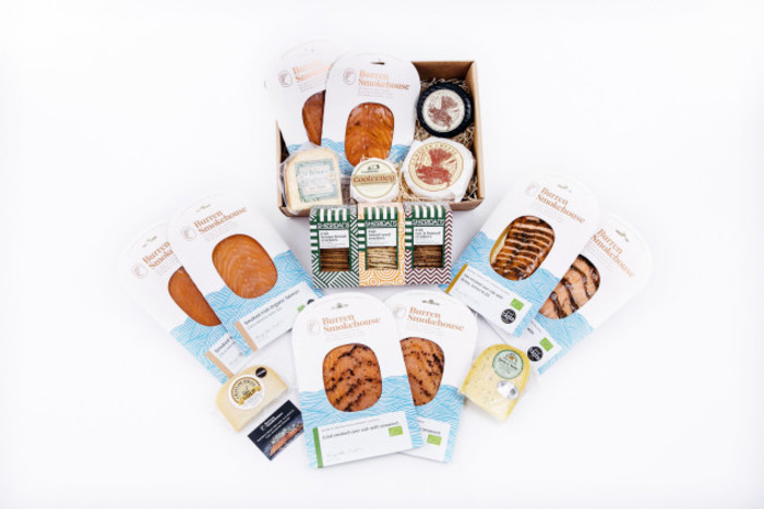 Burren Smokehouse Christmas Hamper