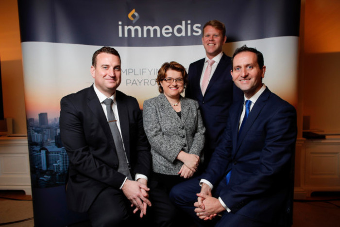 Immedis Picture Conor McCabe Photography.