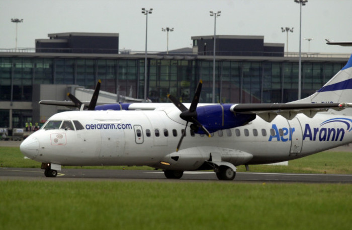 AEROPLANES AT DUBLIN AIRPORTS