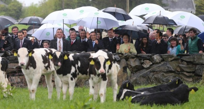 Premier of the People's Republic of China visit to Ireland