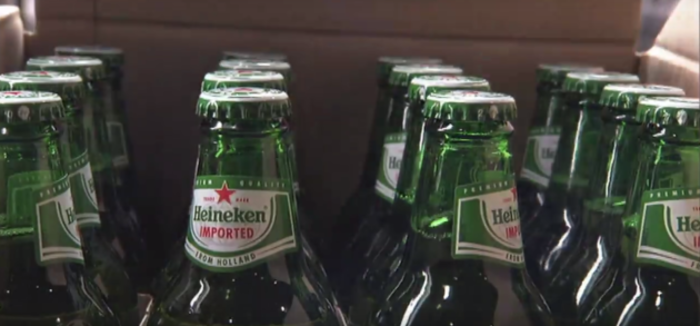 heineken bottle Carillon AV Youtube