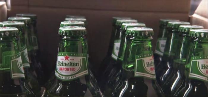 heineken bottle Carillon AV Youtube