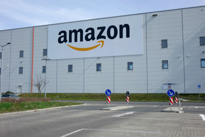 Brieselang - Amazon logistics centre