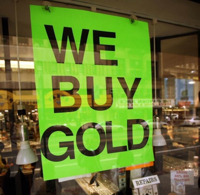 Gold Hits Highest Price In 11 Months