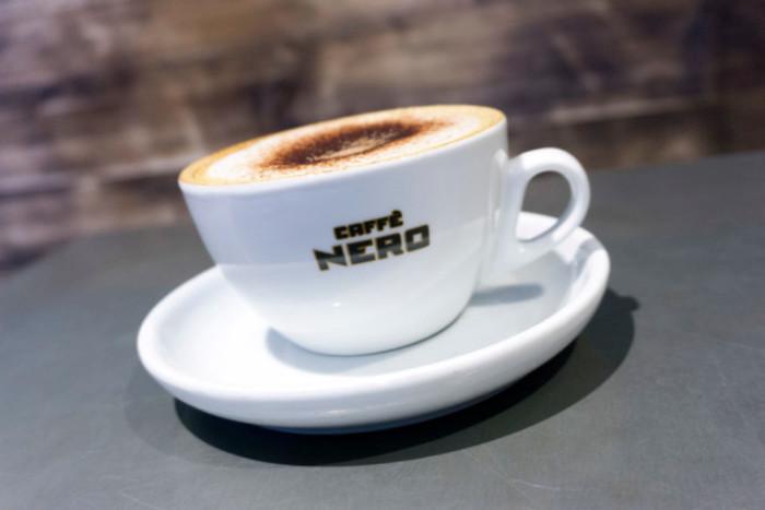 BRITAIN-ECONOMY-RETAIL-COMPANY-CAFFE NERO