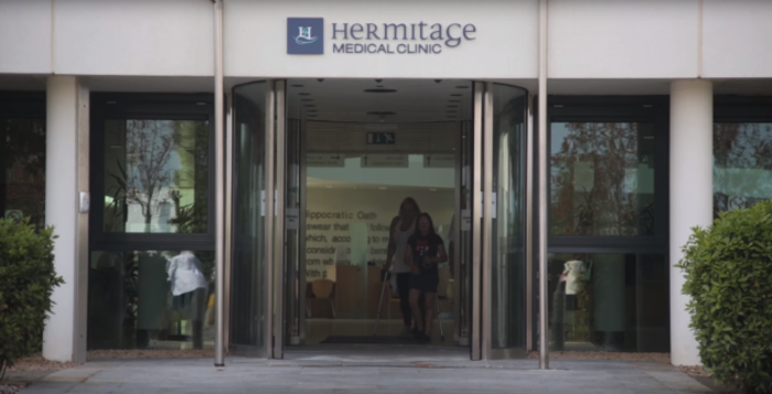 A major expansion of Dublin\'s \'vital\' Hermitage clinic has been ...