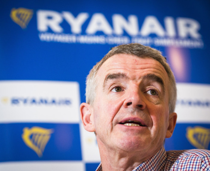 Michael O'Leary - Brussels, Belgium