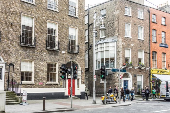 Harcourt Street - Streets Of Dublin