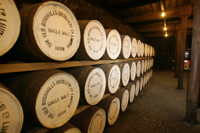 Bushmills Whiskey Distillery Feature
