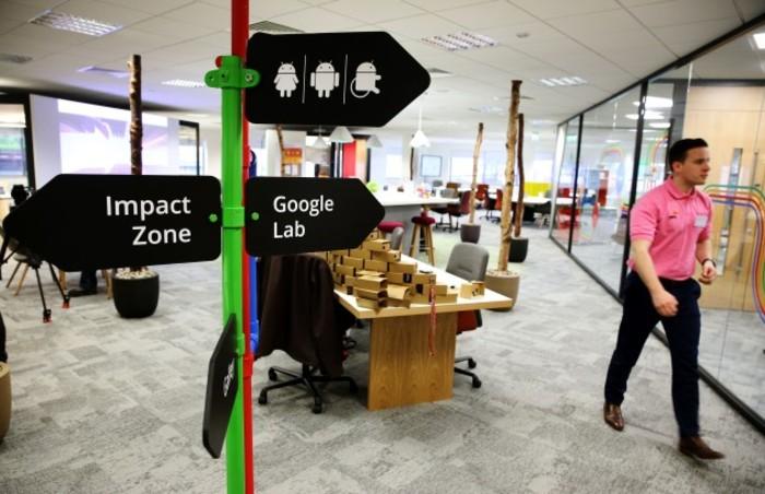 Google innovation Lab