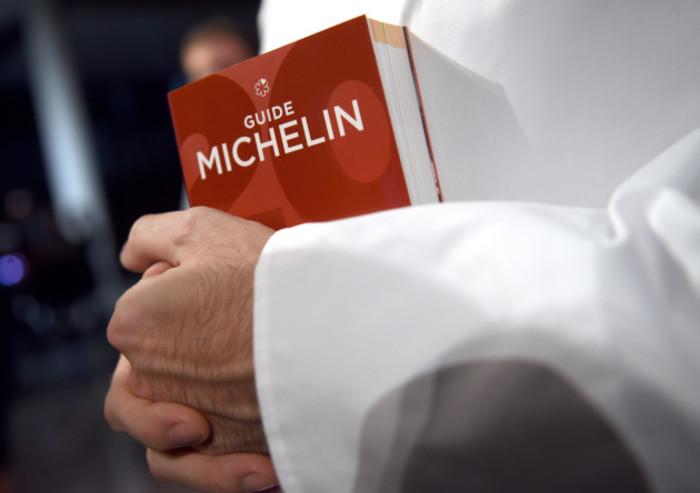 Presentation of the Guide Michelin 2017