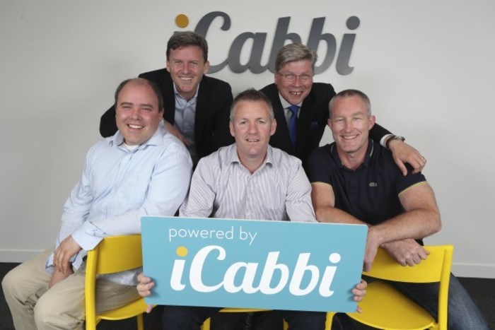 iCabbi Picture Conor McCabe