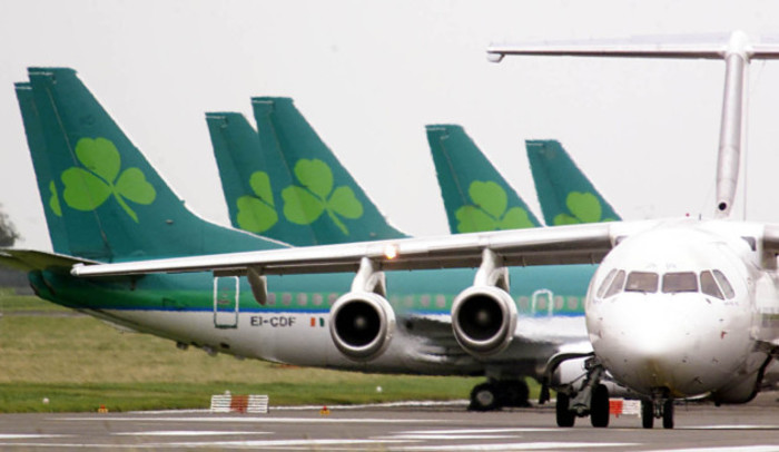Air Lingus crew strike