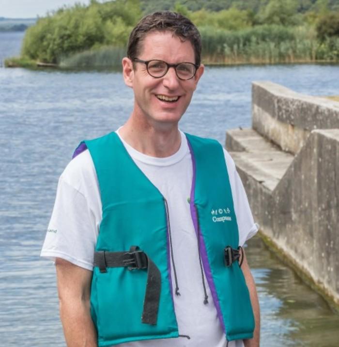 Paddy Mathews, Head of Ireland's Hidden Heartlands