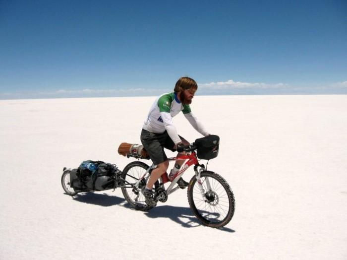 Simon Salar De Uyuni Bolivia
