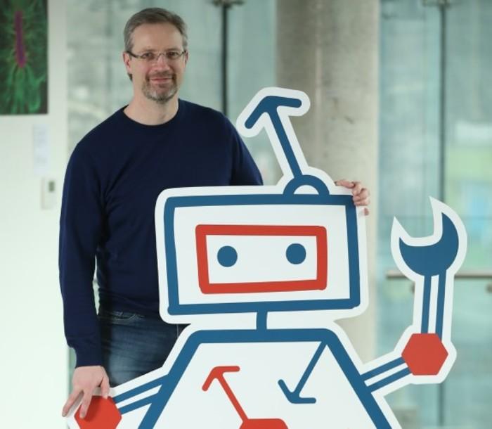 Paul Sweeney with Webio Bot Crop