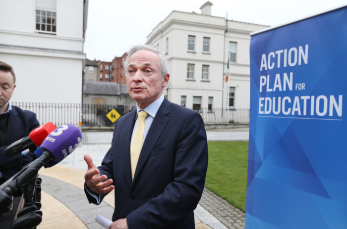 Minister Bruton Announces New Schools