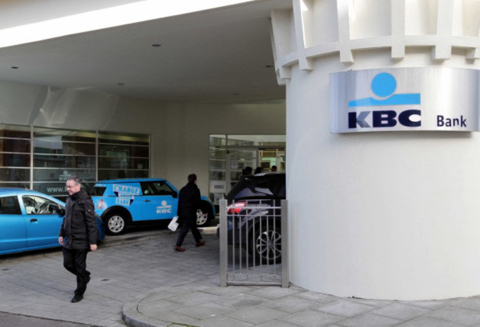 File Photo A NUMBER OF KBC Bank customers have been left without their wages today as the bank experiences delay processing payments