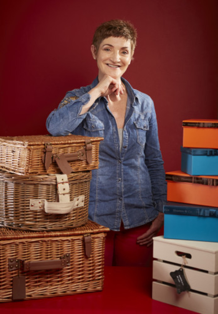Emer Purcell, Founder Hampers & Co Luxury Gifting