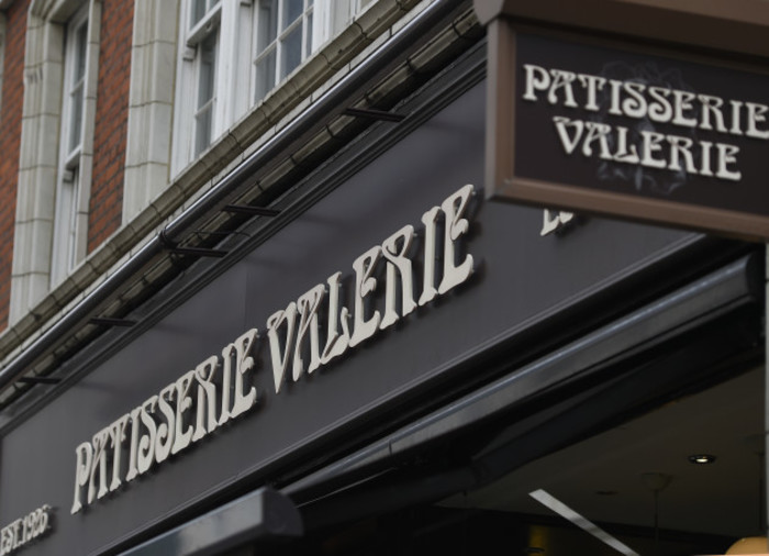 Patisserie Valerie half year pre-tax profits