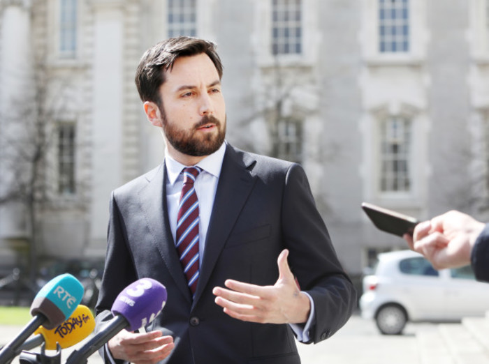 Eoghan Murphy TD Residential Tenancies Board Bill
