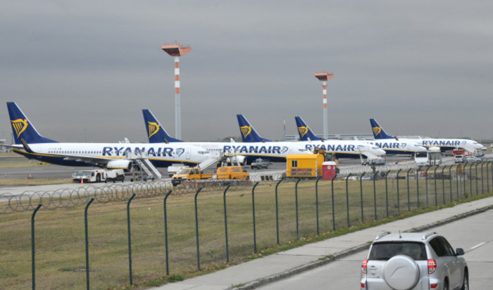 Another strike at Ryanair