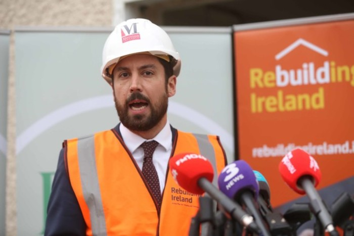 File Photo Budget 2019 The package will include spending increases include a €300m affordable housing scheme over three years. End.