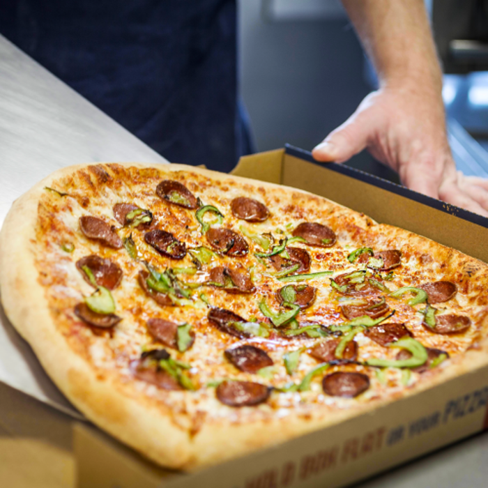 Four Star Pizza Is Eyeing A Move Into Britain As It Hits