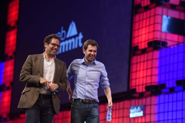 2015 WebSummit Day 2 - Centre Stage