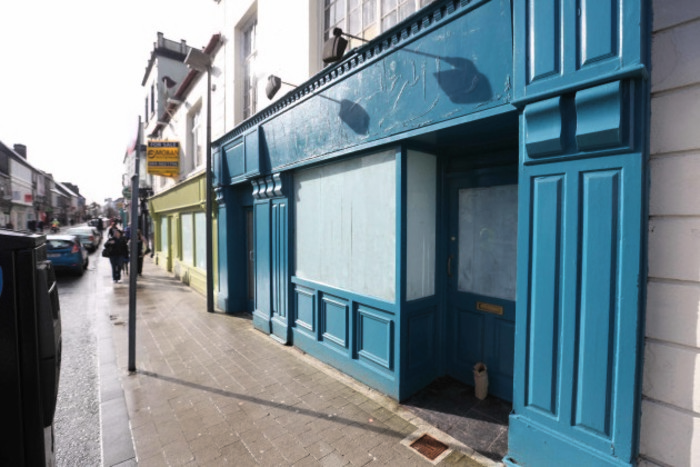File Photo HOUSING MINISTER EOGHAN Murphy is bringing proposals to government that would allow vacant shops to be made into housing without the need for planning permission. This is the first step towards a set of measures that would aid the delivery of n