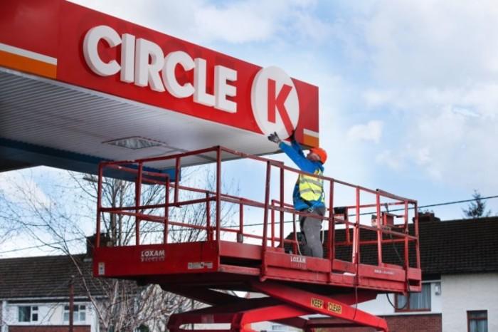 circle k rebrand