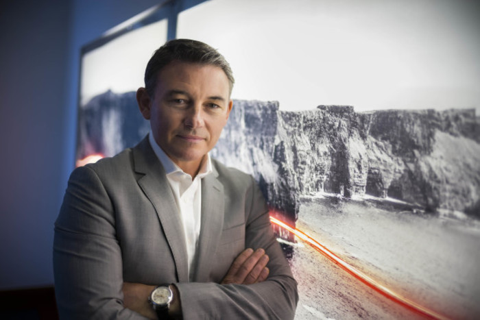 Maurice Mortell, Managing Director for Ireland and Emerging Mark