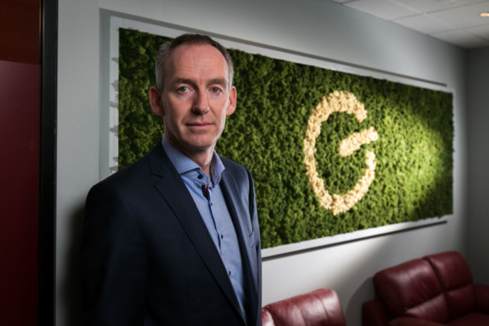 Enda Gunnell, CEO, Pinergy. Picture by Shane O'Neill, SON Photographic