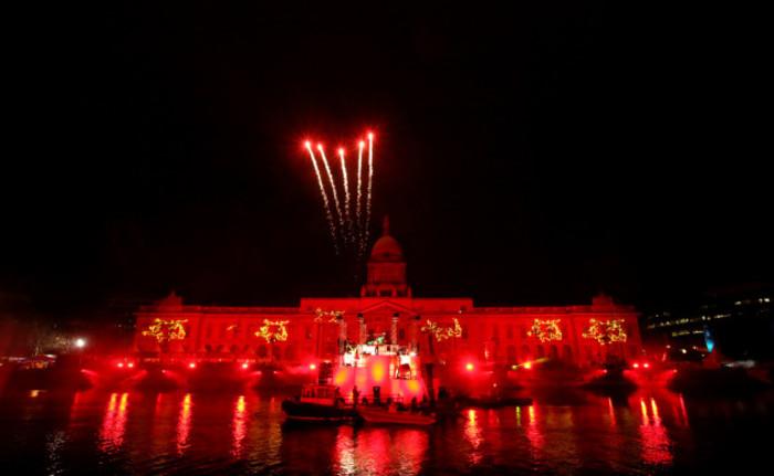 New Year's Festival Dublin