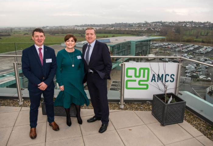 AMCS Global Headquarters Grand Opening