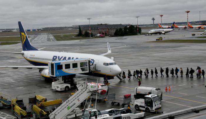 Ryanair in Schoenefeld