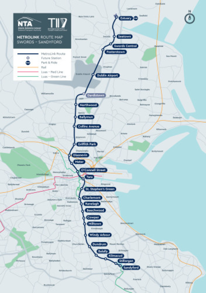 MetroLink Route Map Final for Web