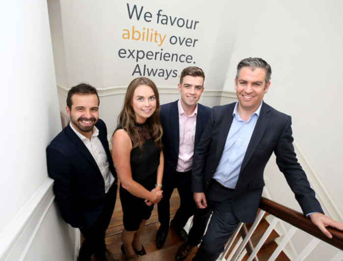 Ross Worth, Stacey Machesney, Stephen Costello + Stuart McGoldrick, Spectrum Wellness