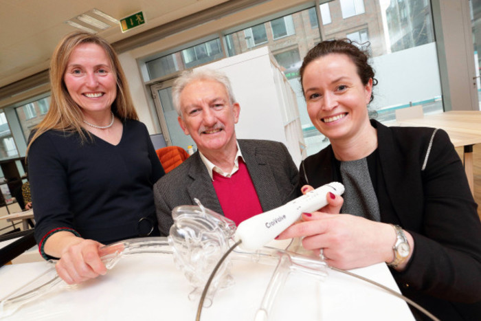 CroíValve raises €3.2M in oversubscribed funding round