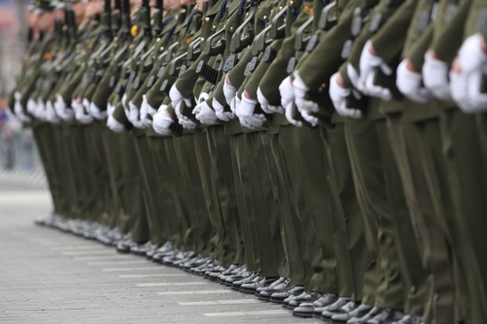 File Pics THE ASSOCIATION REPRESENTING members of the Irish Defence Forces has said poor pay and conditions are pushing members out of the job