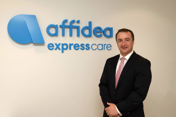 Barry Downes, CEO of Affidea Ireland 1